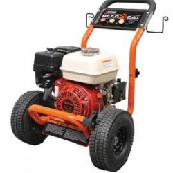 Bear Cat Power Washer-Pressure Washer PW3000 With Honda GX200