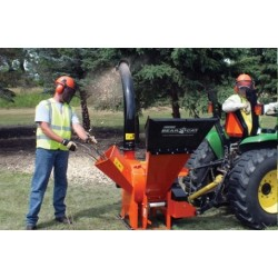 "Bear Cat SC5540B 5"" PTO Chipper Attachment"