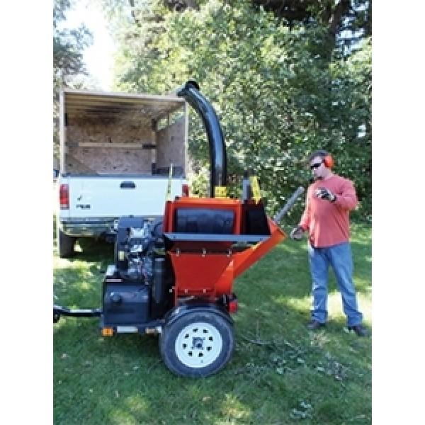 """Bear Cat SC5720B 5"""" Chipper Shredder Blower"""