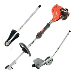 Echo PAS225 Value Pack Powerhead, Speed Feed Trimmer Head and Edger