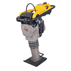 """Wacker BS50-2 Rammer Tamper Jumping Jack with 10"""" Shoe 5200000641"""