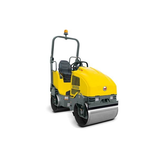 Wacker RD16-100 ROLLER, DOUBLE DRUM 5000620402