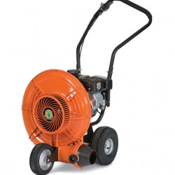 "Billy Goat F601V Push Vanguard Wheeled Blower, 205cc, 76 lb., 3.5"" Discharge"