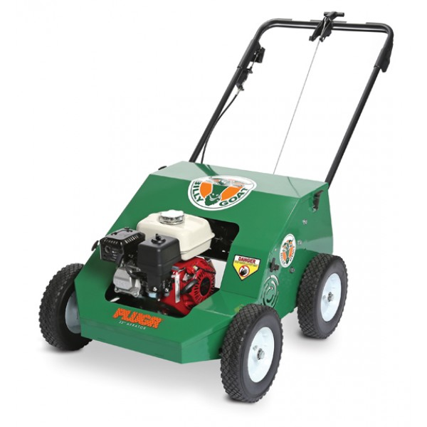 Billy Goat PL2500SPH Reciprocating Aerator with Honda GX200 Engine, Hydro Drive, 8 Tine
