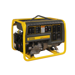 Wacker GP6600A Generator with wheel kit 0620989