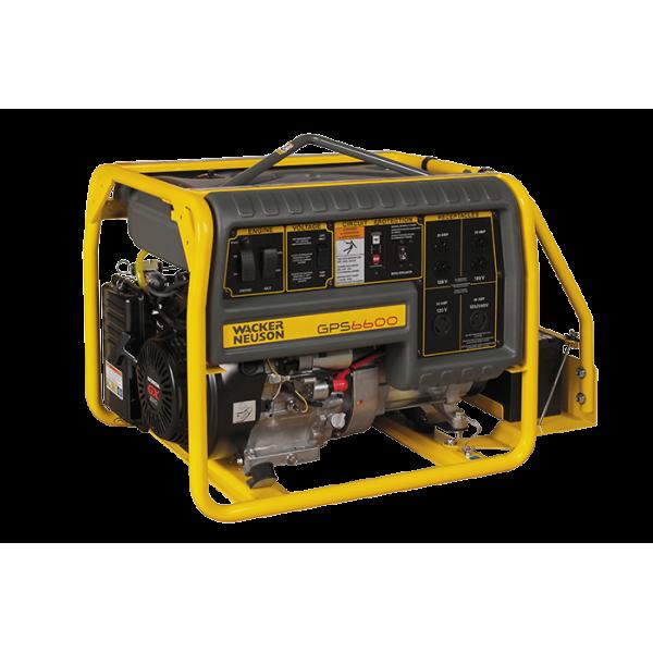 Wacker GPS6600A Generator 0620987