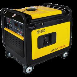 Wacker GPSi4300 Inverter Generator