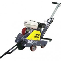 Multiquip FCG1-6HA Walk-Behind Pavement Street Concrete Saw