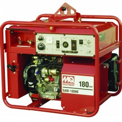 Multiquip GAW180HEA/ GAW180HEANC Welder/Generator