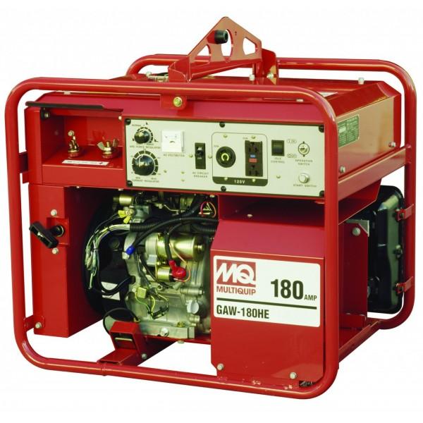 Multiquip GAW180HEA Welder/Generator
