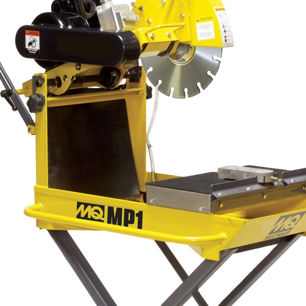 Multiquip MP115E Masonry 14 Inch Table Saw