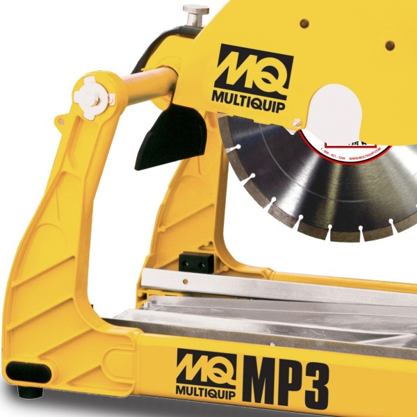 Multiquip MP3 Masonry 14 Inch Table Saw