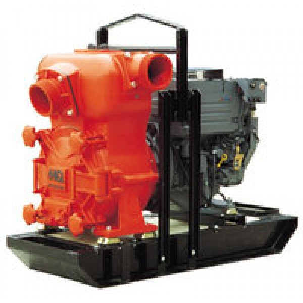 Multiquip MQ62TDD Trash Pump