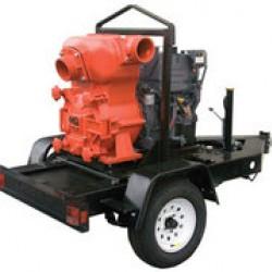 Multiquip MQ62TDDTMPXF Trash Pump