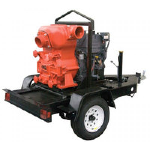 Multiquip MQ62TDDTMPXF Trash Pump