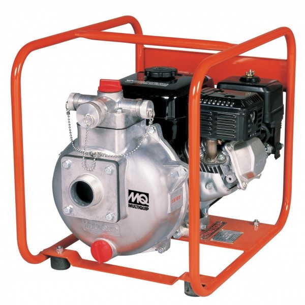 Multiquip QP205SDPFF High Pressure Water Pump