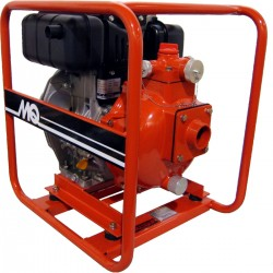 Multiquip QPT405SLT High Pressure Water Pump