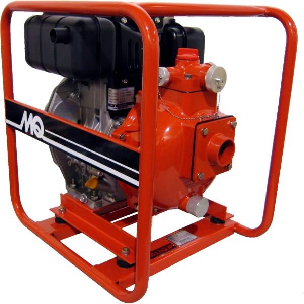 Multiquip QPT405SLT High Pressure Water Pump