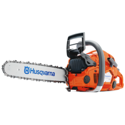 Husqvarna 555 Chainsaw with many bar length option available