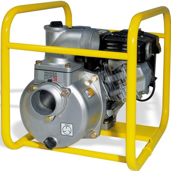 Wacker Pg2a Dewatering Pump With Honda Engine 5000007658