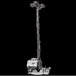 Wacker LTN6C Light Tower Horizontal Mast Narrow Body 0620118