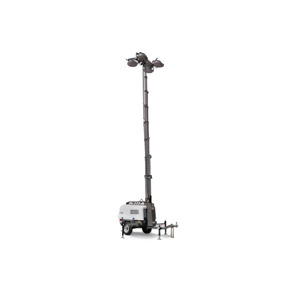 Wacker LTN6K Light Tower Horizontal Mast Narrow Body 0620938