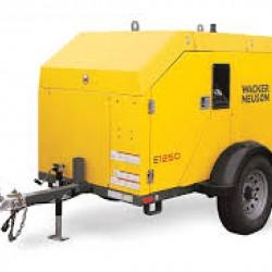Wacker E1250B Ground Heater, Basic, Diesel 5200012353