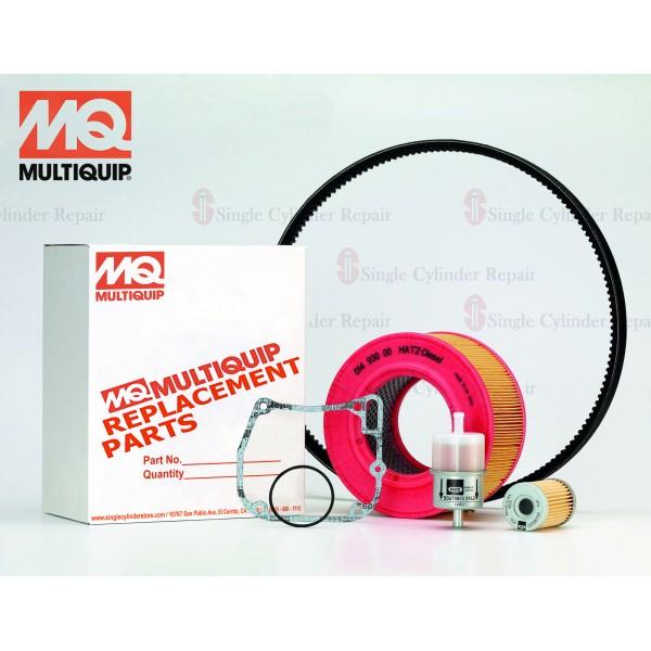 Multiquip 954003280 Oil hose, MVH208GH