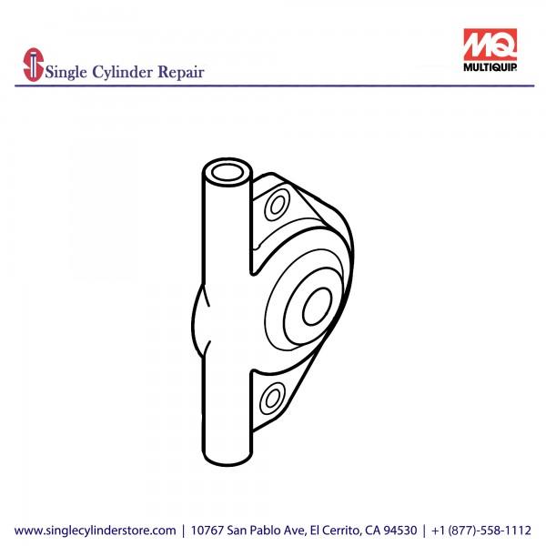 Multiquip 362341550 Throttle Body MT-65H