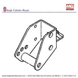 Multiquip 463348780 Handle Bracket MVHR60H