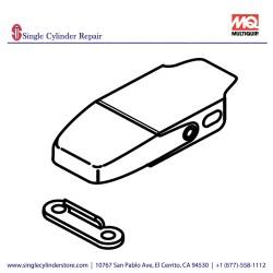 Multiquip 467467090 CATCH CLIP MVH408DZ