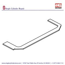 Multiquip 469352270 DUST SPONGE (OUT) MVH508DZ