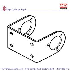 Multiquip 469352300 CYCLONE STAY MVH508DZ