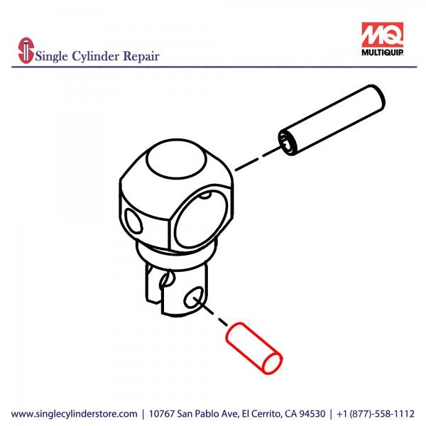 Multiquip 470468940 PIN, MVH158GH