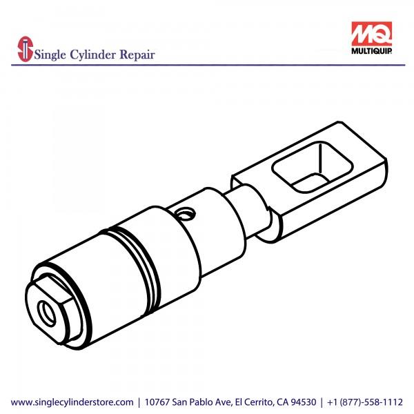 Multiquip 470910020 VALVE ASSY, MVH208GH