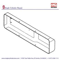 Multiquip 7931800203 Box Control GA-2.5H