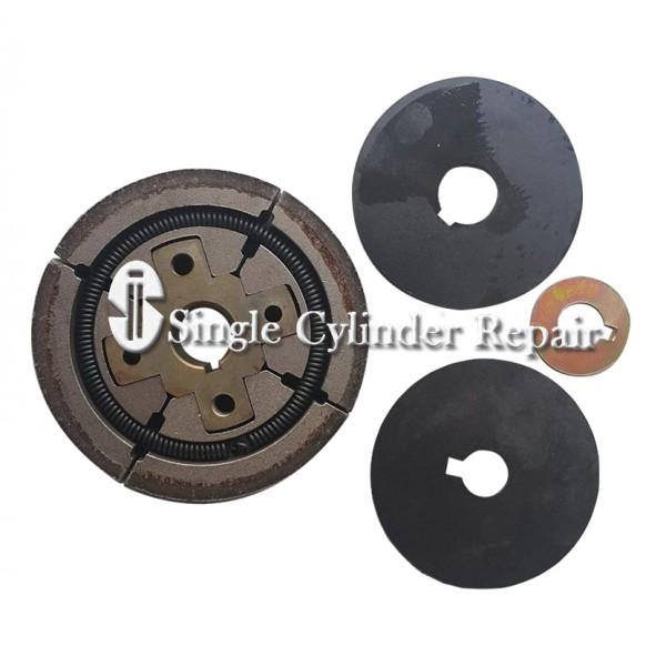Multiquip 301421363 Clutch Assy Use 361463840
