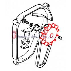 Multiquip 455340680 Clutch Use 456343340