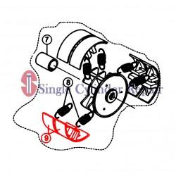 Multiquip Clutch Shoe EM11200200