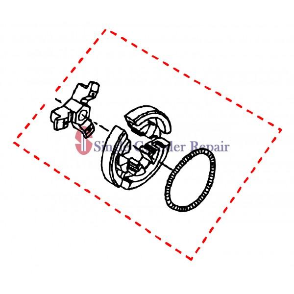 Multiquip Clutch Assy Hs-62A HS50012023AR