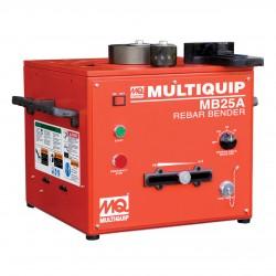 Multiquip MB25A Rebar Bender Bench Type 1 Grade 60