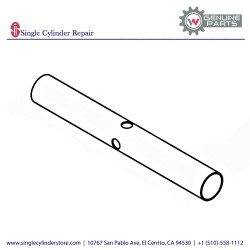 Wacker TUBE-OIL FILTER 5000151221