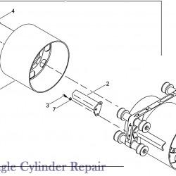 Wacker 5000162787 Kit-Smooth Drum (Rt'S)