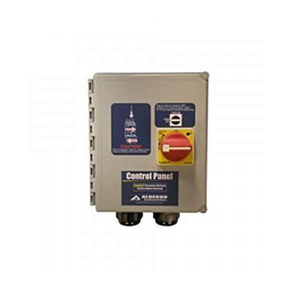 Wacker Neuson 5000181201 Control Panel, 3-Phase Manual 6.3-10 Amp