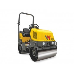 Wacker RD12-90A RIDE ON, TANDEM ROLLER, FOLDABLE ROPS 5100044952