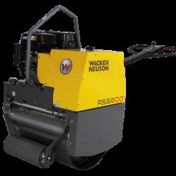 Wacker RSS800A Vibratory Roller Single Drum 5000630012