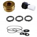 Adapters, Fitting, Swivel Barb, Wingnut,Piston, Ring, Oil Seal, Kit