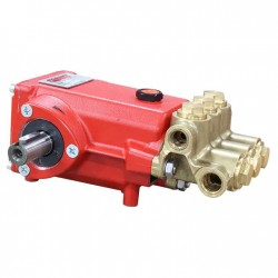 Giant P-55W Industrial Solid Shaft Plunger Pump 4.9 Gpm 2320 Psi