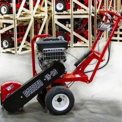Barreto Stump Grinder 16 HP BRIGGS VANGUARD E16SGB