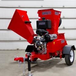 Barreto E3104CMSB Chipper Mulcher Shredder